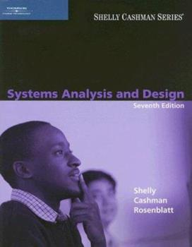 Paperback Systems Analysis and Design Book