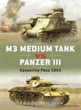 M3 Grant vs PzKw III: Kasserine Pass, 1943 - Book #10 of the Duel