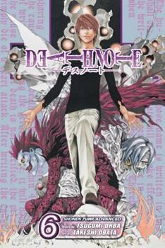 デスノート 6 (Desu Nōto) Kōkan (交換) - Book #6 of the Death Note