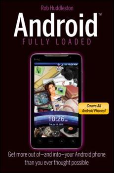 Paperback Android Fully Loaded Book