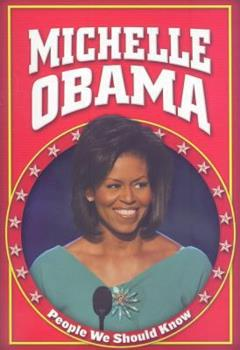Michelle Obama - Book  of the People We Should Know ~Second Series~