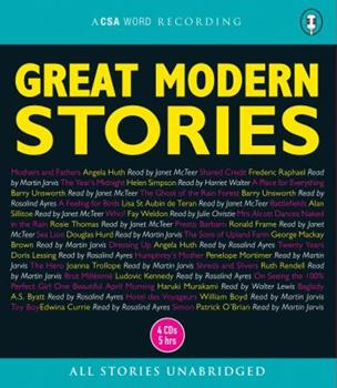 Audio CD Great Modern Stories (A CSA Word Recording) Book