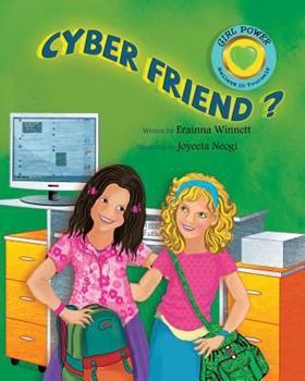 Paperback Cyber Friend? Book