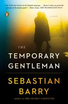 The Temporary Gentleman 0670025879 Book Cover