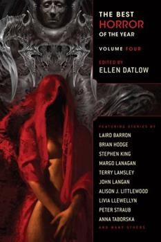 The Best Horror of the Year Volume 4 1597803995 Book Cover