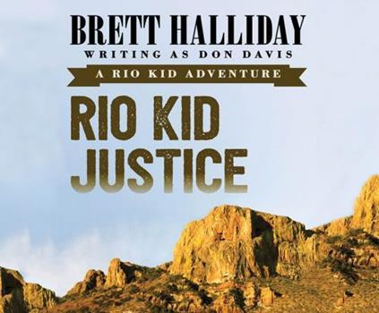 Rio Kid Justice 1520035144 Book Cover