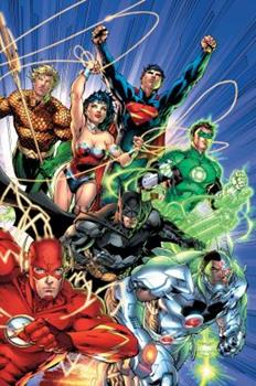 Absolute Justice League: Origin - Book  of the Justice League 2011 Single Issues