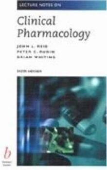 Paperback Lecture Notes on Clinical Pharmacology Book
