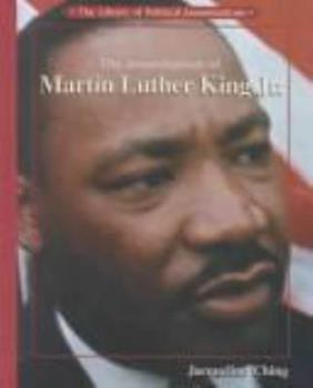 The Assassination of Martin Luther King, Jr (Library of Political Assassinations) 0823935434 Book Cover