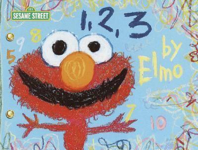 Hardcover 1, 2, 3 by Elmo (SesaME Books) Book