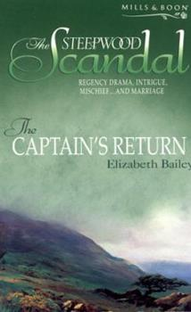 The Captain's Return - Book #10 of the Steepwood Scandal