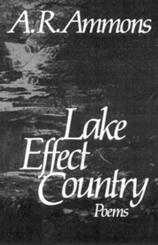 Lake Effect Country: Poems 0393301044 Book Cover
