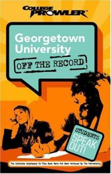 Georgetown University 1596580542 Book Cover