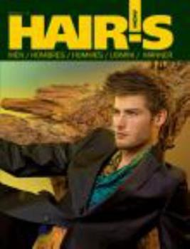 Hardcover HAIR'S HOW, Vol 12: MEN - Hairstyling Book (English, Spanish, French, Italian and German Edition) Book