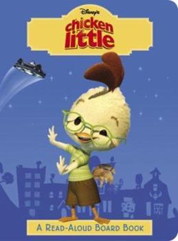 Chicken Little - Book  of the Disney's Wonderful World of Reading