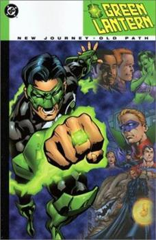 Green Lantern: New Journey, Old Path - Book  of the Green Lantern #Hal Jordan vol. 2