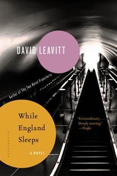 While England Sleeps 0395752868 Book Cover
