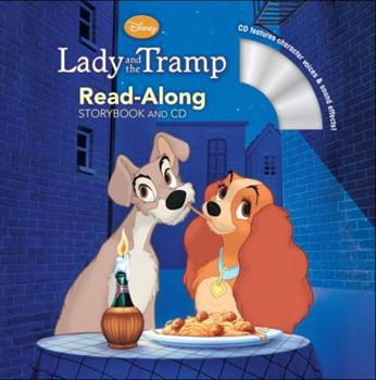Walt Disney's Lady and the Tramp - Book  of the Disney's Wonderful World of Reading