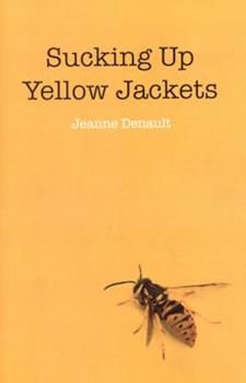 Paperback Sucking Up Yellow Jackets: Raising an Undiagnosed Asperger Syndrome Son Obsessed with Explosives and Motorcycles Book