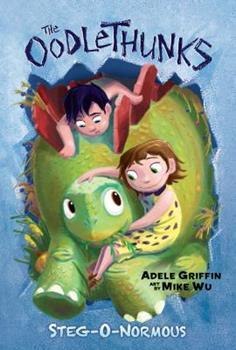 Steg-O-Normous 0545732840 Book Cover
