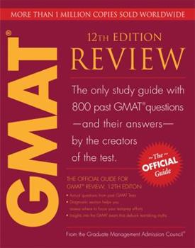 Paperback The Official Guide for GMAT Review Book