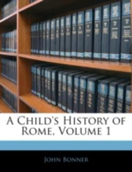 Paperback A Child's History of Rome Book