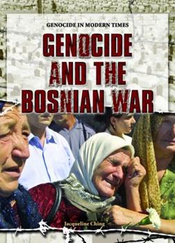 Genocide and the Bosnian War 1404218262 Book Cover