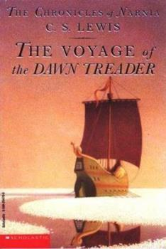 Paperback The Voyage of the Dawn Treader (The Chronicles of Narnia #5) Book