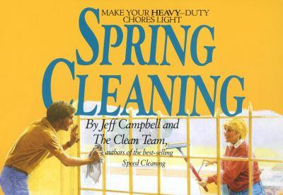 Spring Cleaning 0440501628 Book Cover
