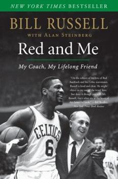 Red and Me: My Coach, My Lifelong Friend 0061792063 Book Cover