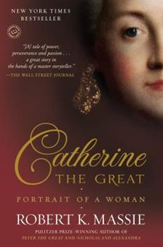 Paperback Catherine the Great: Portrait of a Woman Book