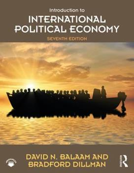Introduction to International Political Economy 0131495925 Book Cover