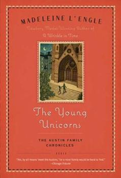 The Young Unicorns 0440999197 Book Cover
