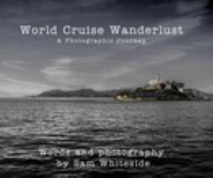 Paperback World Cruise Wanderlust Book