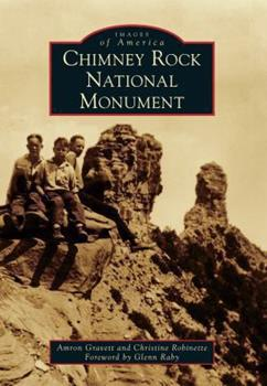 Chimney Rock National Monument - Book  of the Images of America: Colorado