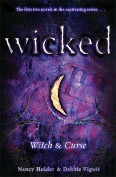 Wicked: Witch & Curse 1435120000 Book Cover