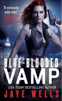 Blue-Blooded Vamp - Book #5 of the Sabina Kane