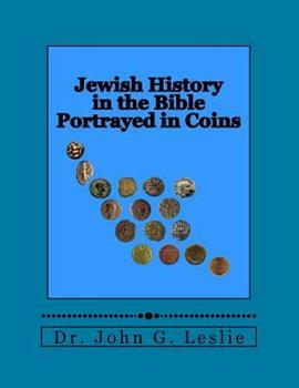 Paperback Jewish History in the Bible Portrayed in Coins Book