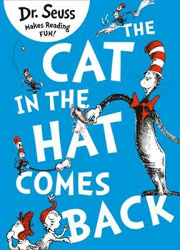 Paperback The Cat in the Hat Comes Back (Dr. Seuss) Book