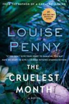 Paperback The Cruelest Month: A Chief Inspector Gamache Novel Book