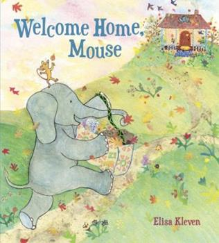 Hardcover Welcome Home, Mouse Book