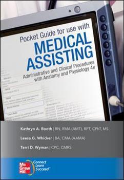 Medical Assisting 0077340108 Book Cover