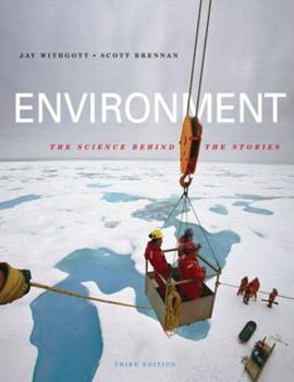 Paperback Environment : The Science Behind the Stories Book