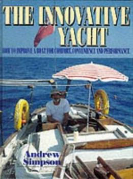 Hardcover The Innovative Yacht Book