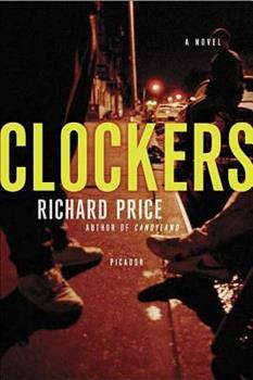 Clockers 0060934980 Book Cover