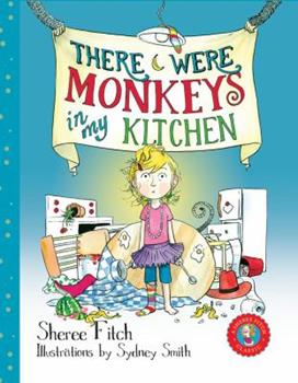 There Were Monkeys in My Kitchen 0385254709 Book Cover