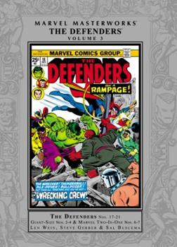 Marvel Masterworks: The Defenders, Vol. 3 - Book #184 of the Marvel Masterworks