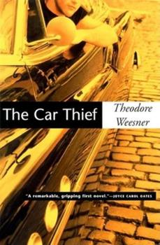 The Car Thief 0394740971 Book Cover