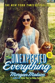 The Unexpected Everything 1481404555 Book Cover