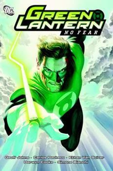 Green Lantern, Volume 1: No Fear - Book  of the Green Lantern #Hal Jordan vol. 2